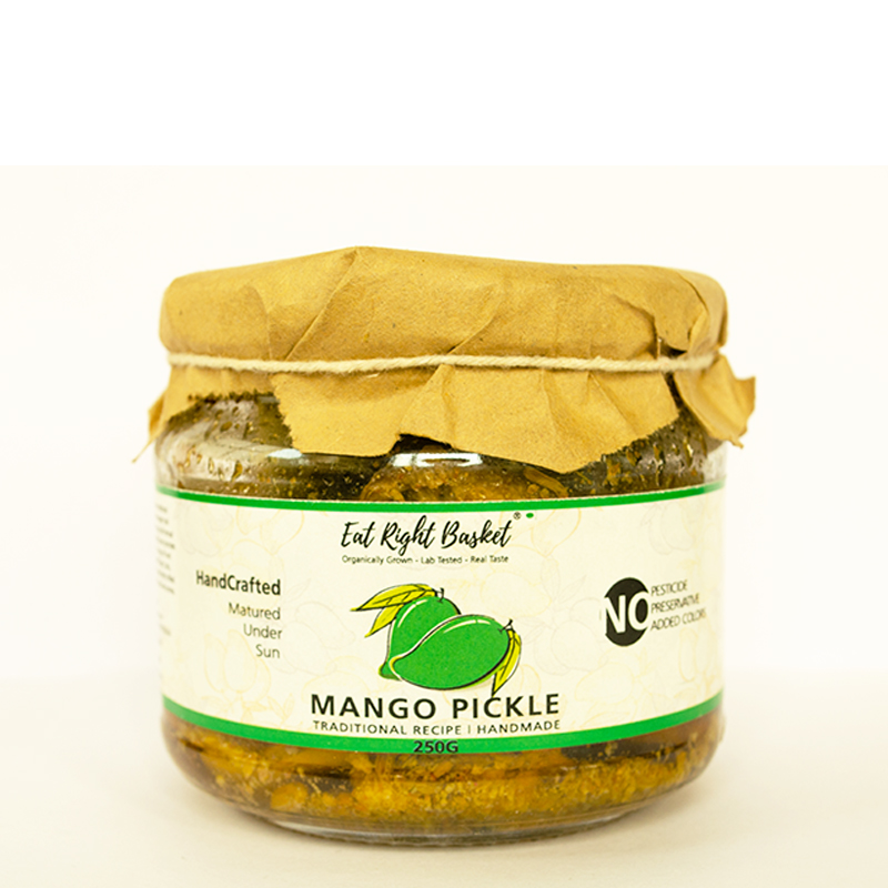 MANGO PICKLE FRONT