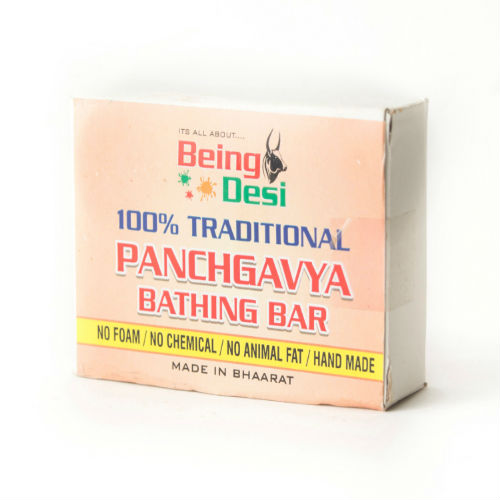 Panchgavya (No Foam) Soap