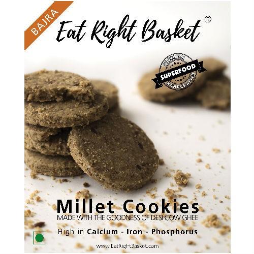 Bajra Cookies