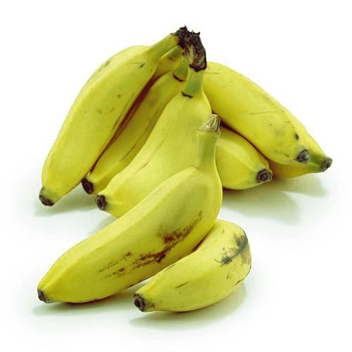 Banana Semi ripe