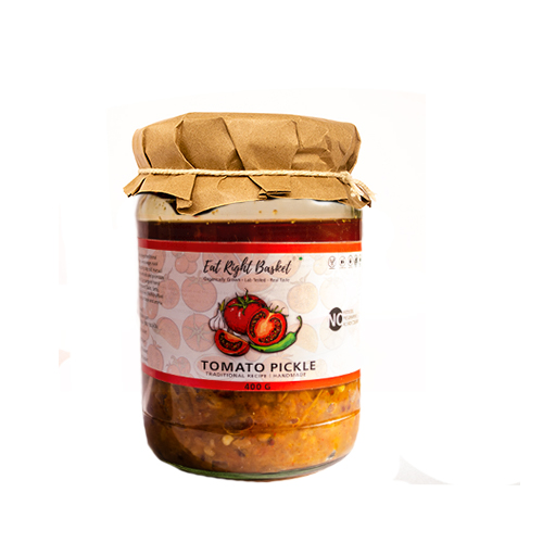 tomato pickle photograph