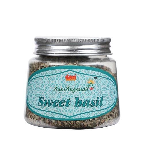 Sweet Basil - small size
