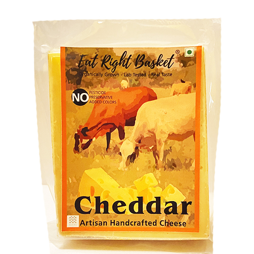Cheddar Cheese Front