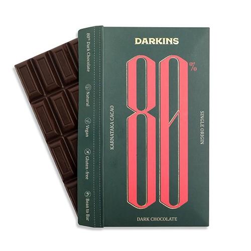 Karnataka Cacao 80% front